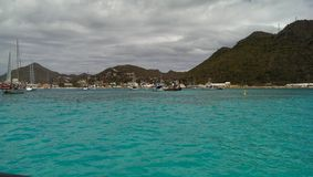 Tropisches Meer Stockfoto