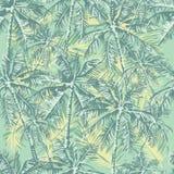 Tropisches Muster Lizenzfreie Stockfotos