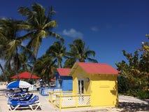 Tropisches Paradies stockfotos