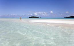 Tropisches Paradies - Fidschi Lizenzfreies Stockfoto