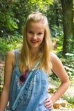 Tropisches Porträt Lizenzfreie Stockbilder