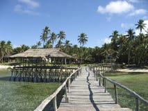 Tropisches siargao Lizenzfreie Stockfotografie