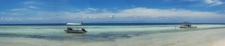 Tropisches Strand-Paradies Lizenzfreie Stockbilder