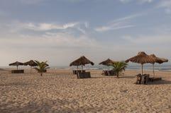 Tropisches Strand-Paradies Stockfotografie