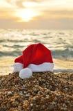 Tropisches Weihnachten Lizenzfreie Stockfotografie