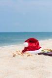 Tropisches Weihnachten Lizenzfreies Stockfoto