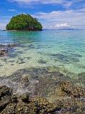 tropisk ö Royaltyfri Foto
