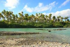 tropisk ö Royaltyfri Fotografi