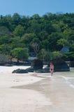 tropisk ö Royaltyfri Bild