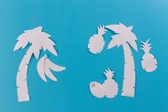 tropisk bakgrundssommar royaltyfria bilder