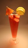 tropisk drinksommar Arkivfoton