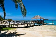 tropisk ferie Arkivbilder