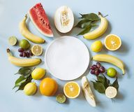 tropisk frukt royaltyfri fotografi