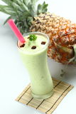 tropisk fruktfruktsaft Royaltyfria Bilder