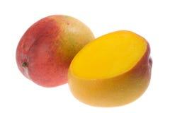 tropisk fruktmango Fotografering för Bildbyråer