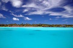 tropisk härlig ö royaltyfri foto