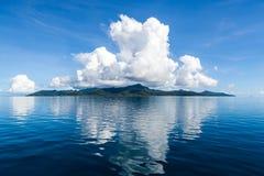 tropisk härlig ö Royaltyfri Fotografi