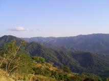 tropisk horisont Arkivbilder