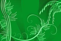 tropisk lövverk Royaltyfria Bilder