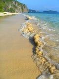 tropisk oskuld för strand Royaltyfri Bild