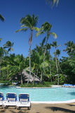 tropisk pölsemesterort Royaltyfria Bilder