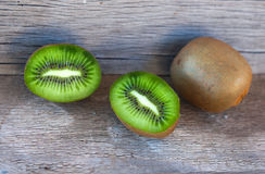 Tropisk saftig fruktkiwi Royaltyfri Foto