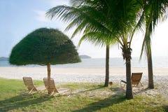 tropisk semesterort arkivfoton