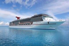 tropisk ship Arkivfoton