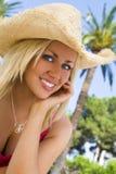 tropisk skönhet Fotografering för Bildbyråer