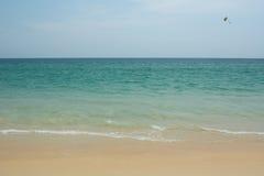tropisk strandö Royaltyfri Foto