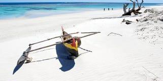 tropisk strand Royaltyfri Foto