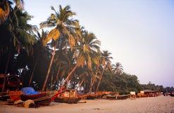 Goa Indien fotografering för bildbyråer