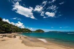 tropisk strandbrasilian fotografering för bildbyråer