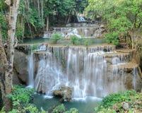 tropisk vattenfall för rainforest Royaltyfri Fotografi