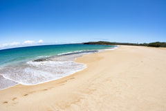 tropisk white för strandsand Arkivbild