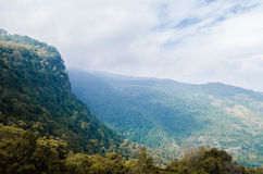 tropiska berg Royaltyfria Foton