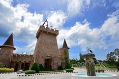 Tropiska Colmar, Bukit Tinggi semesterort Royaltyfria Foton