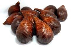 tropiska exotiska frukter Arkivfoto
