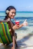 Tropiska ferier på ön Arkivbild
