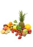 Tropiska frukter Arkivfoton