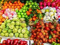 Tropiska frukter Royaltyfria Foton