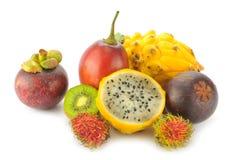 Tropiska frukter Royaltyfri Fotografi
