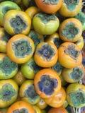 Tropiska frukter Singapore Royaltyfri Foto