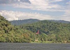Tropiska Peru arkivbild