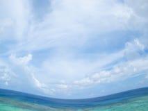 tropiska waves Fotografering för Bildbyråer