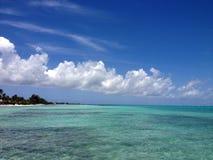 tropiskt paradis Arkivbild