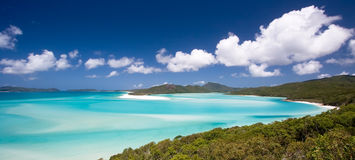 tropiskt paradis Fotografering för Bildbyråer