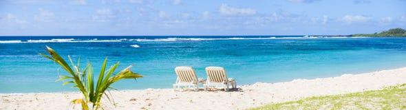 tropiskt paradis royaltyfria bilder