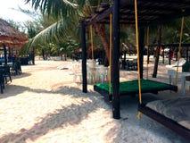 Tropiskt paradis Cozumel Royaltyfri Bild