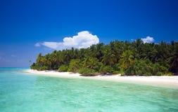 tropiskt unspoilt för ö arkivbilder